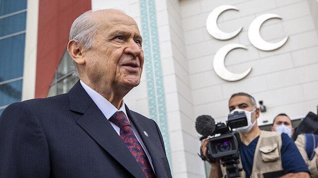 MHP Genel Başkanı Bahçeli: Haftanin'e Türk kahramanlığının mührü vurulmuştur