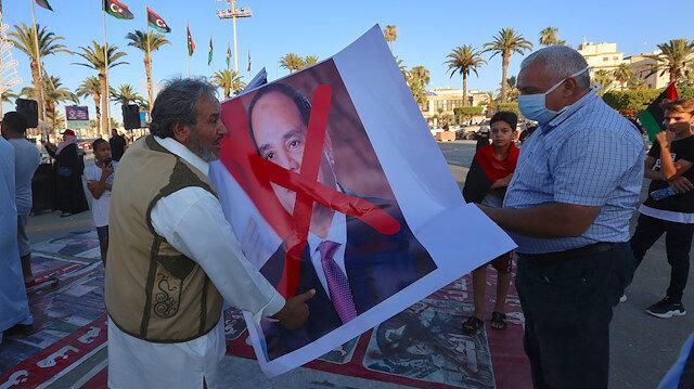 """Libya Dışişleri Sözcüsü: """"Mısır Cumhurbaşkanı'nın açıklamaları, BM Antlaşması'na aykırı"""""""