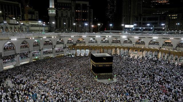 Suudi Arabistan'dan hac kararı: Yurt dışından kimse hacı olamayacak