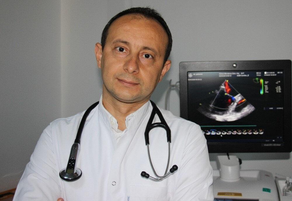 Adnan Menderes Üniversitesi Tıp Fakültesi Kardiyoloji Anabilim Dalı Başkanı Doç. Dr. Hasan Güngör