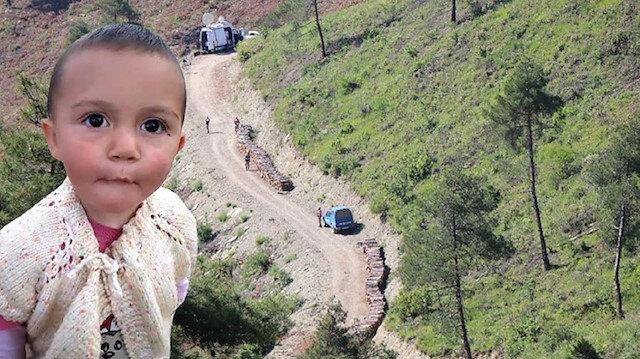Savcılıktan geçen yıl kaybolan 1,5 yaşındaki Ecrin Kurnaz'la ilgili açıklama: Kafatası ve kemikler Ecrin'e ait çıktı