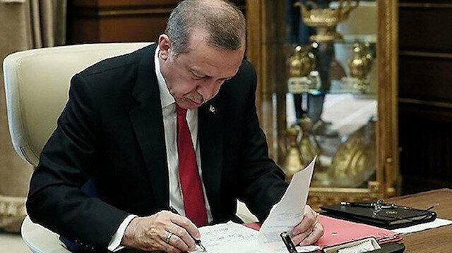 Dört bakanlık ve altı üniversiteye için atama kararları Resmi Gazete'de yayımlandı