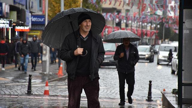 Meteoroloji'den Marmara ve Karadeniz için sağanak uyarısı