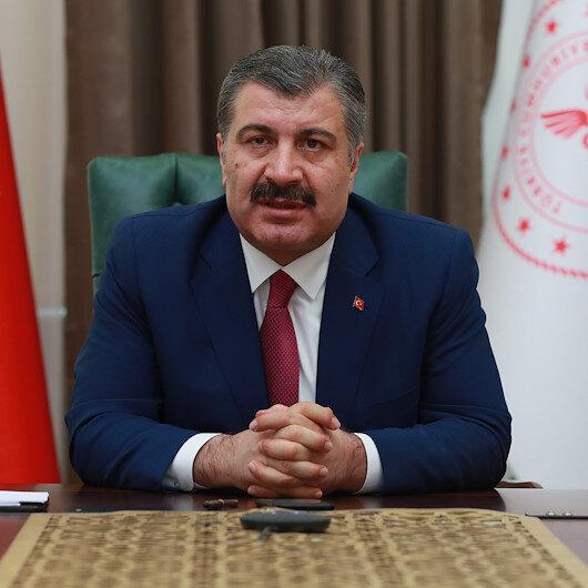 Sağlık Bakanı Koca: Virüsün yayılma hızında azalma olmamıştır