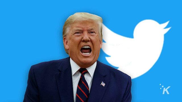 Twitter-Trump savaşında ikinci perde: Twitter en sevdiği oyuncağı elinden aldı