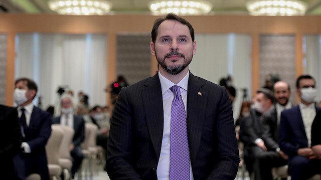 Bakan Albayrak'tan Borsa İstanbul paylaşımı: TL'ye güvenen herkes kazanacak