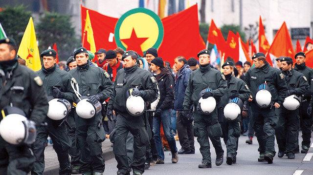Avrupa'nın teröristleri: PKK'lı hainleri 'fedakar insanlar' olarak tanımlayıp yargının önüne çıkarmak istemiyorlar