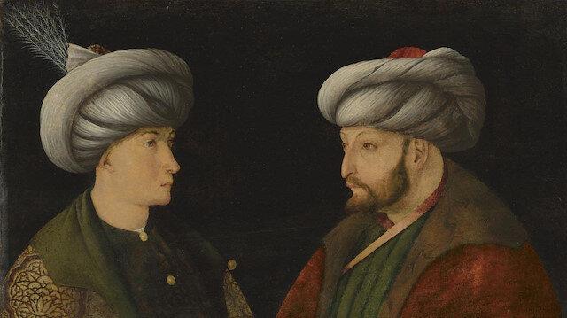 Fatih Sultan Mehmet'in portresi Londra'da açık artırmaya çıktı: İBB portreye 6,5 milyon liraya satın aldı
