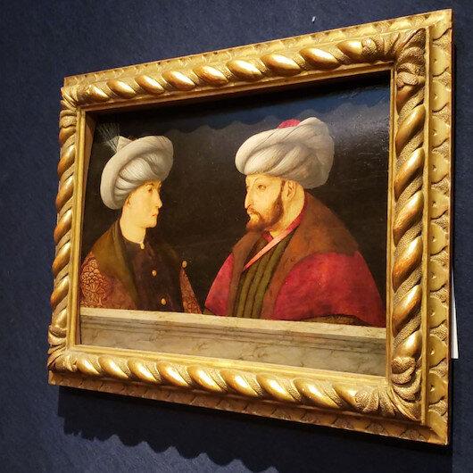 Fatih Sultan Mehmedin portresini İBB 770 bin Sterline satın aldı