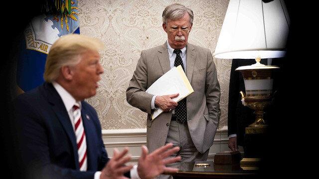Trump Bolton'ı aşağıladı: Bir aptala görev verdim!