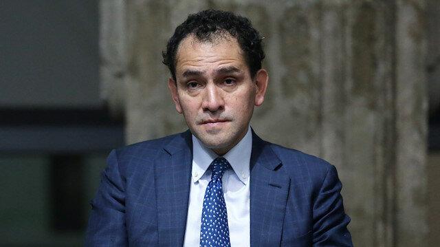Meksika'da Maliye Bakanı Arturo Herrera koronavirüse yakalandı