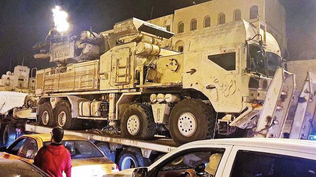 Rusya Libya'ya hâlâ asker taşıyor: 11 kargo uçağıyla sevk ettiler