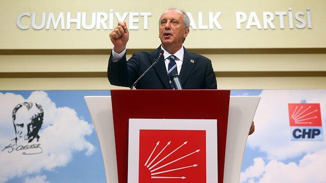 """""""Başörtüsü yasağını kaldırmak cumhuriyete meydan okumaktır"""" diyen CHP'li İnce'den yeni çıkış: AK Parti'den önce başörtüsü sorunu yoktu"""