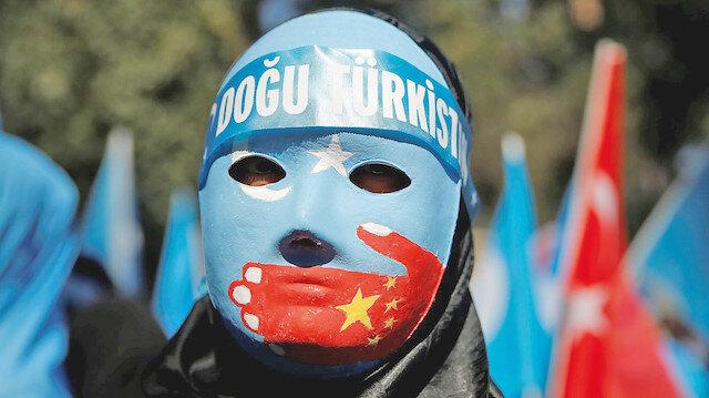 Doğu Türkistan zulmü BM'de