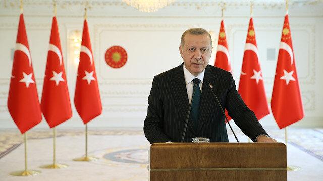 Cumhurbaşkanı Erdoğan: Kıdem tazminatı kalıcı bir sisteme bağlanacak