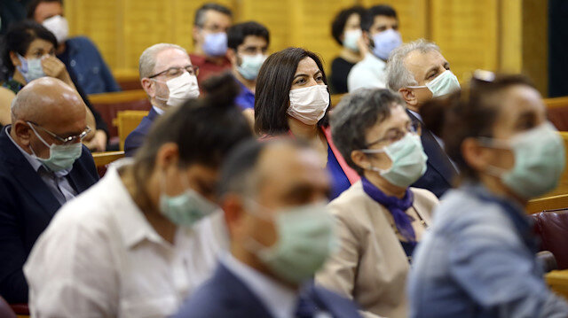 HDP'li üç milletvekilinin koronavirüs testi pozitif çıktı