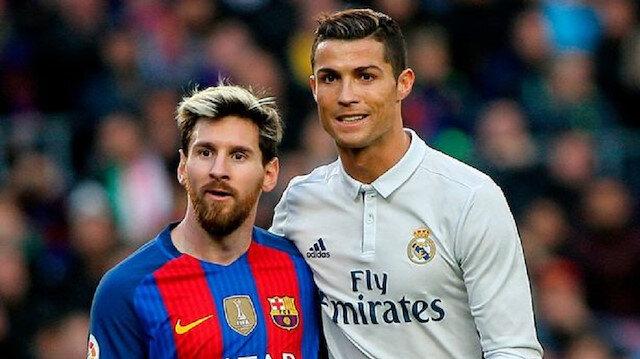 Futbolseverlerin hayali gerçek oluyor: Messi ile Ronaldo bir maçlık da olsa aynı takımda forma giyebilir