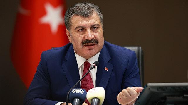 Sağlık Bakanı Fahrettin Koca, 27 Haziran koronavirüs sayılarını açıkladı: 17 kişi öldü, 1372 kişiye koronavirüs tanısı kondu