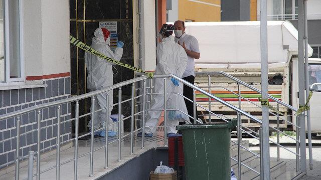 Kayseri'de sağlık taraması sonrasında 3 mahallede 16 ev karantinaya alındı