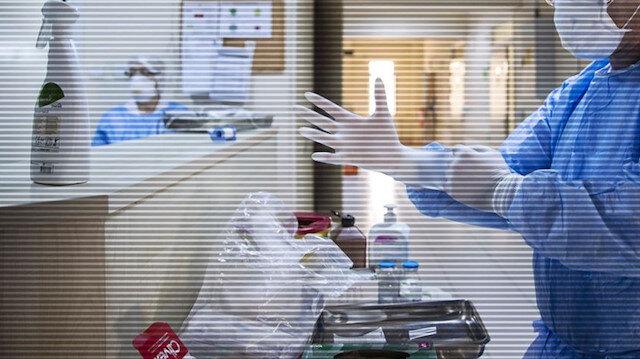 ABD'de koronavirüs nedeniyle son 24 saatte 488 kişi öldü