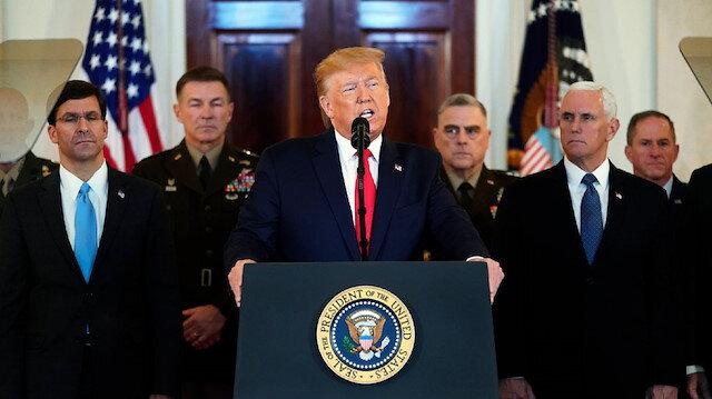 Beyaz Saray'dan Rusya-Taliban açıklaması: Trump bu konuda bilgilendirilmedi
