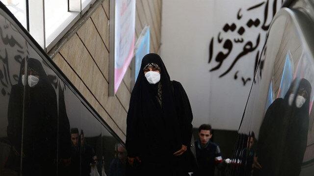 İran'da maske zorunluluğu getirildi: Kısıtlamaların yeniden uygulanmasına karar verildi