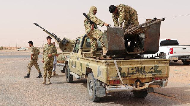 Libya ordusu: Sirte ve Cufra'yı paralı askerlerden temizlemek zorunluluk oldu