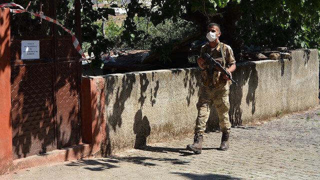 Gaziantep'te asker adayının testi pozitif çıktı: 68 kişi karantinaya alındı