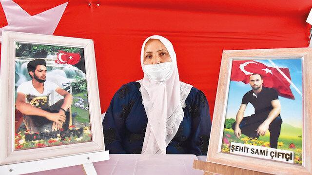 Üç yüz gündür nöbette: Biz PKK'dan ve HDP'den evladımızı istemeyelim mi?