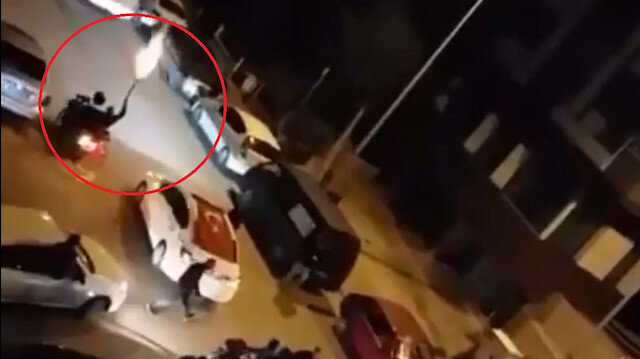 İstanbul'da, asker uğurlamasında trafiği tehlikeye düşüren 14 kişiye ceza yağdı