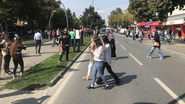 Muğla'nın Marmaris ilçesinde korkutan ikinci deprem