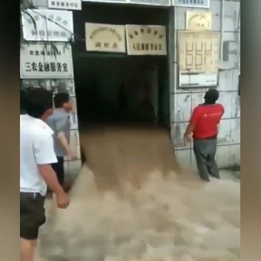 Çini sel felaketi vurdu: Haziran ayından itibaren 78 kişi öldü, 3,5 milyar dolardan fazla ekonomik zarar meydana geldi