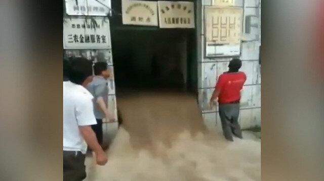 Çin'i sel felaketi vurdu: Haziran ayından itibaren 78 kişi öldü, 3,5 milyar dolardan fazla ekonomik zarar meydana geldi