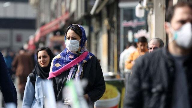 İran'da koronavirüsten bir günde en yüksek ölü sayısı kaydedildi: Ülkede öelnlerin sayısı 10 bin 817'e yükseldi