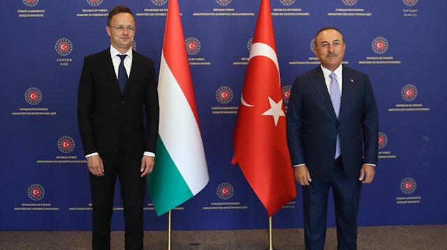 Dışişleri Bakanı Mevlüt Çavuşoğlu'ndan Fransa'ya Libya tepkisi