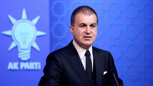 AK Parti Sözcüsü Çelik'ten Fransa Cumhurbaşkanı Macron'a: Libya'da tehlikeli bir oyun oynuyorsunuz