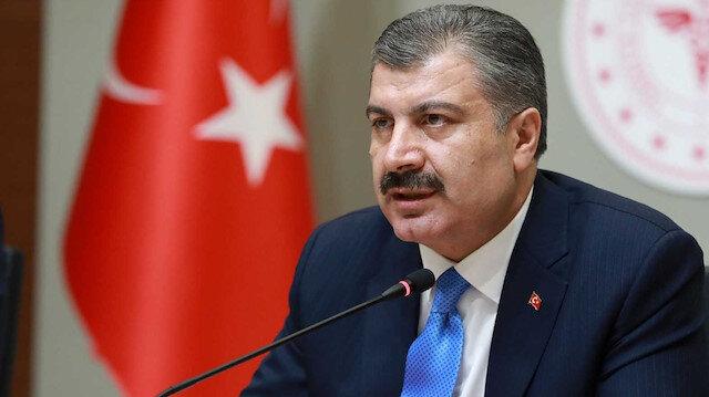 Sağlık Bakanı Fahrettin Koca 30 Haziran koronavirüs sonuçlarını açıkladı: Ölü sayısı 16, vaka sayısı 1293