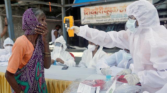 Brezilya, Meksika ve Hindistan'da hayatını kaybedenlerin sayısı artmaya devam ediyor