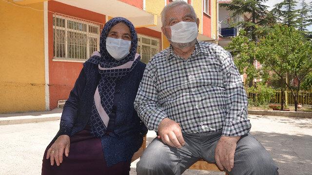 Ankara'da koronavirüsü 38 günde yenen 76 yaşındaki adam gençleri uyardı: Maske takacaklar, tokalaşma yok