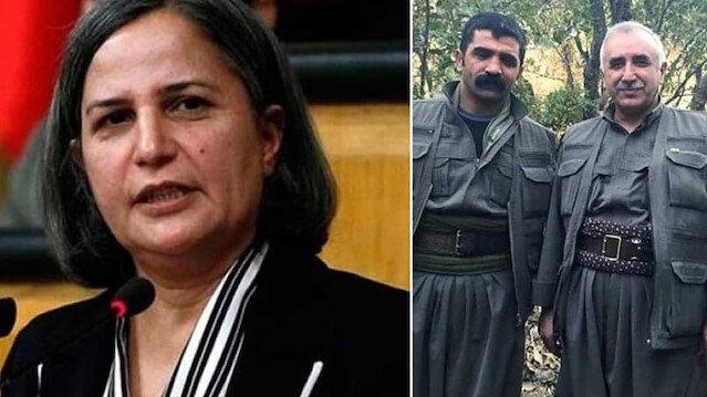 Kandil'de öldürülen terörist Mazlum Tekdağ'ın mektubunu HDP'li Kışanak TBMM'de okumuştu