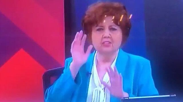 Halk TV sunucusu Arslan'dan Pençe - Kaplan Operasyonu rahatsızlığı: Ne işimiz var?