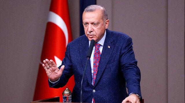Cumhurbaşkanı Erdoğan duyurdu: Sosyal medyaya düzenleme geliyor