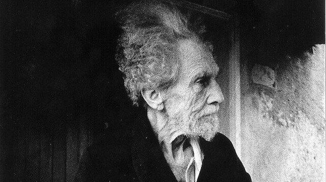 Uzlet ve ideal Ezra Pound için sonsuzluk: Rapallo