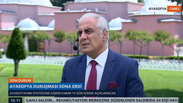 Ayasofya'nın statüsüne Türkiye karar verir: ABD ve Yunanistan'ın taleplerinin hukuki karşılığı yok
