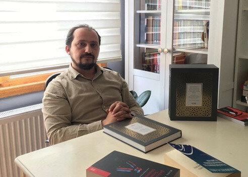 Ketebe Yayınları Yönetmeni Furkan Çalışkan