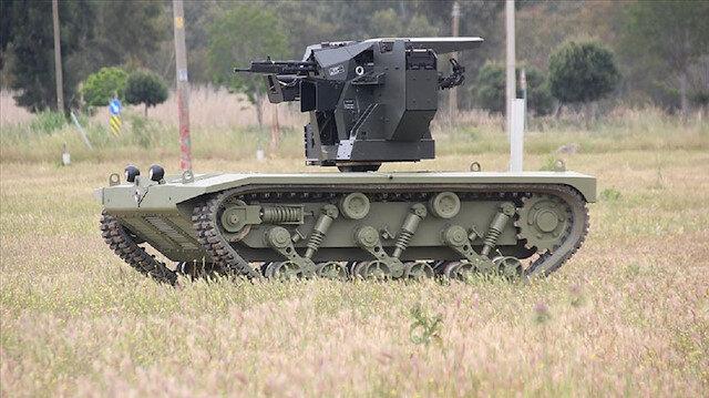 Dünyadaki muadillerinden daha üstün: İnsansız mini tankın seri üretimine başlandı ve 2021 TSK'ya teslim edilecek