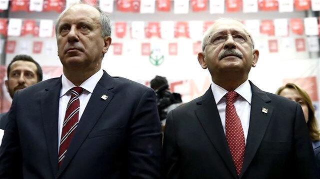 Kılıçdaroğlu partide galibiyeti garantiledi: En dişli rakibi Muharrem İnce, CHP Kurultayı'nda aday olmayacak