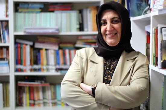 Erdem Yayınları Genel Yayın Yönetmeni Melike Günyüz