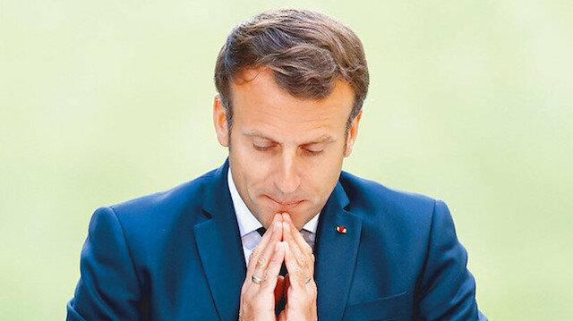 Macron'un oyunu bozuldu: Fransız dergisi Macron'un Libya'da bir tuzağa sıkışıp kaldığını yazdı