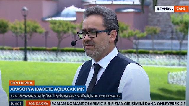 Danıştay'ın Ayasofya duruşması TVNET'te masaya yatırıldı
